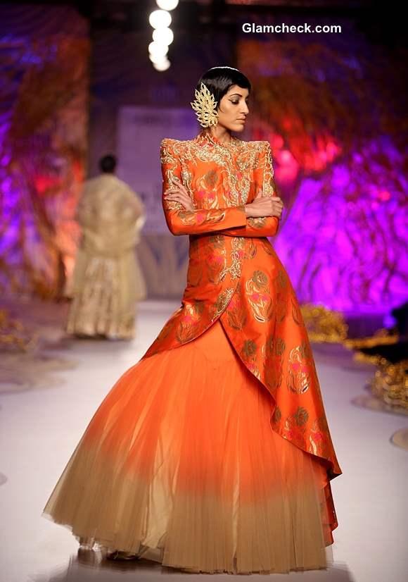 Delhi Couture Week 2013 Day 5 Gaurav Gupta