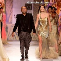 Delhi Couture Week 2013 Gaurav Gupta