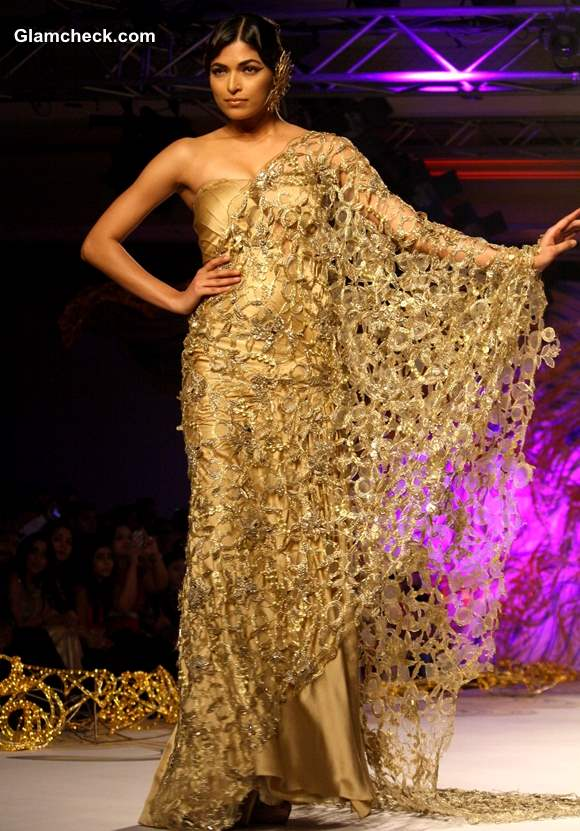 Delhi Couture Week 2013 Gaurav Gupta Collection