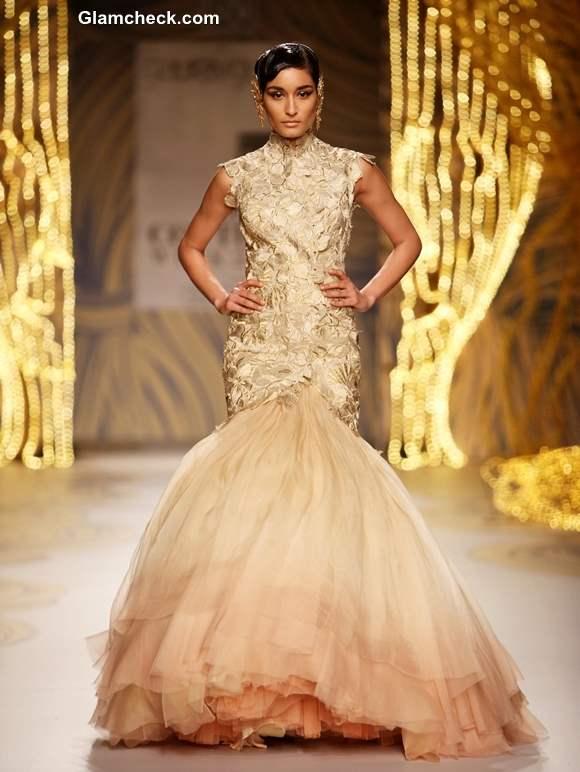 Delhi Couture Week 2013 Gaurav Gupta Show