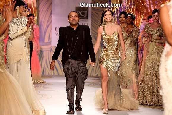 Delhi Couture Week 2013 Gaurav Gupta