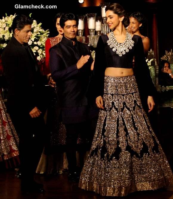 Delhi Couture Week 2013 Grand Finale by Manish Malhotra