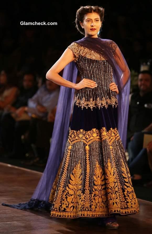 Delhi Couture Week 2013 Manish Malhotra Collection