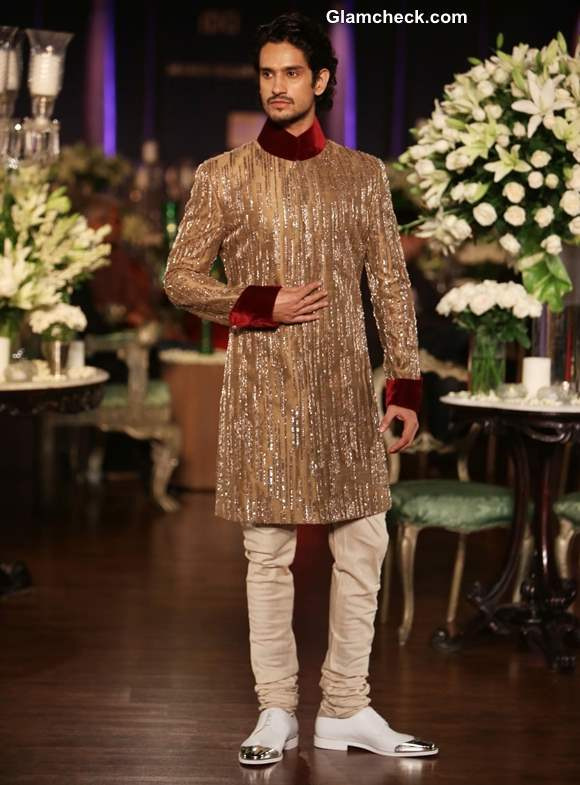 Delhi Couture Week 2013 Manish Malhotra Menswear Collection