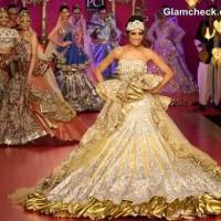 Delhi Couture Week 2013 Ritu Beri Bridal Collection