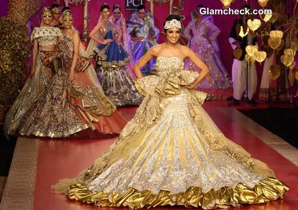 Delhi Couture Week 2013 Ritu Beri Bridal Collection