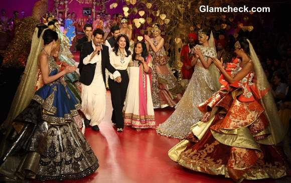 Delhi Couture Week 2013 Ritu Beri