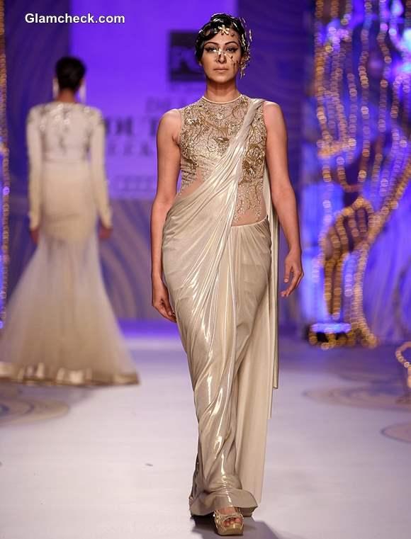 Delhi Couture Week 2013 designer Gaurav Gupta collection