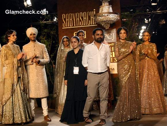 Delhi Couture Week 2013 Sabyasachi Collection