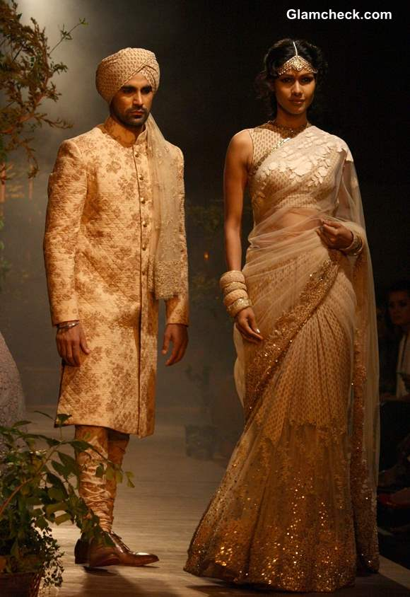 Delhi Couture Week 2013 Sabyasachi menswear