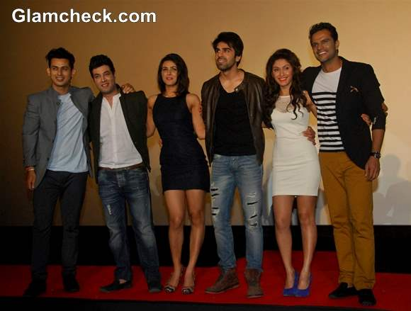 First Look Trailer of 3D Film Warning Launched in Mumbai