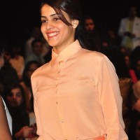 Genelia DSouza Lakme Fashion Week Winter Festive 2013