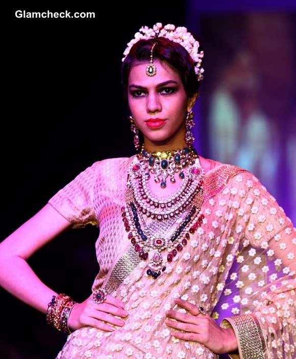 Golecha Jewels collection at IIJW 2013