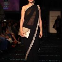 Gul Panag at Lakme Fashion Week Winter-Festive 2013