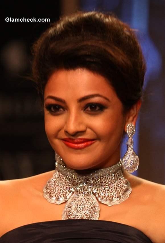 IIJW 2013 - Moni Agrawal  - Kajal Aggarwal