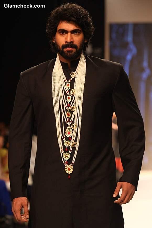 IIJW 2013 Rana Dagubatti for Moni Agrawal