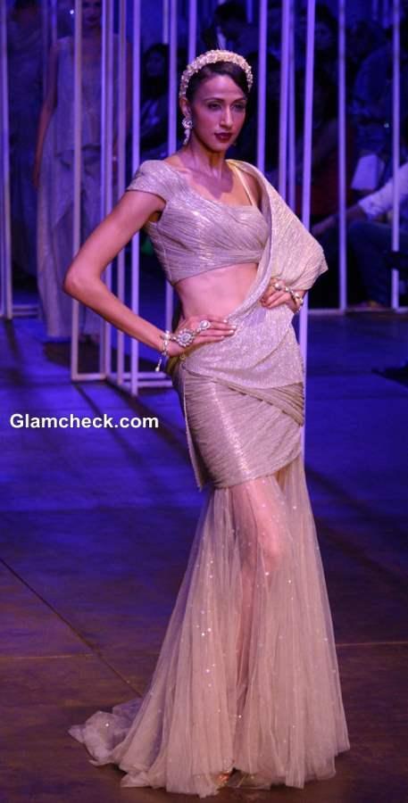 India Bridal Fashion Week 2013 Tarun Tahiliani collection day 6