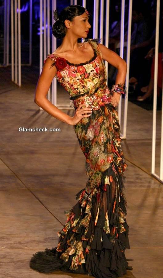 India Bridal Fashion Week 2013 Tarun Tahiliani collection