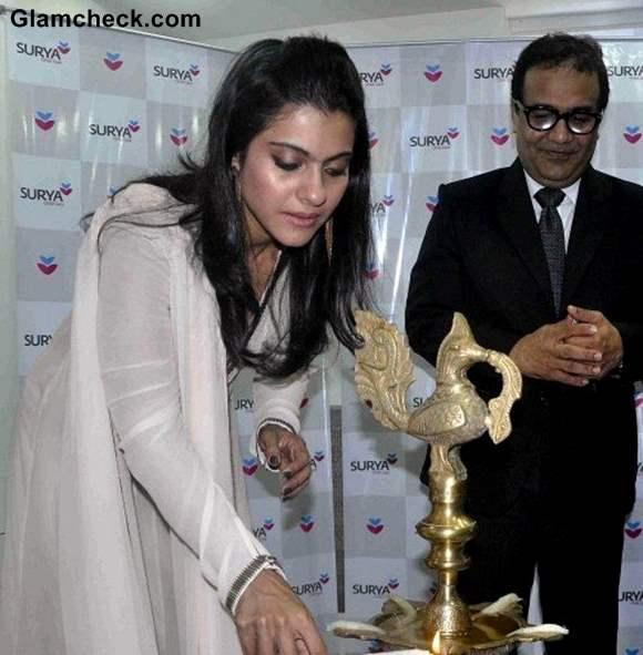 Kajol Inaugurates Surya Child Care Hospitals New Expansion in Mumbai