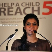 Kajol Supports Hand-washing Campaign to Help a Child Reach 5