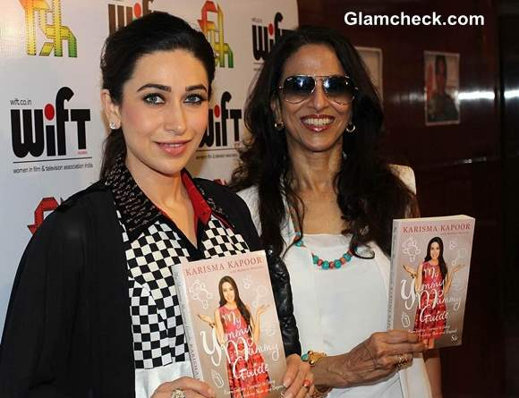 Karisma Kapoor New Weight Loss Book promotionsat Red Dot Film Festival