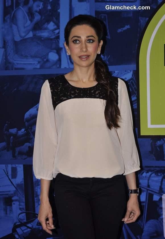 Karisma Kapoor at Drivers Day Campaign in Mumbai