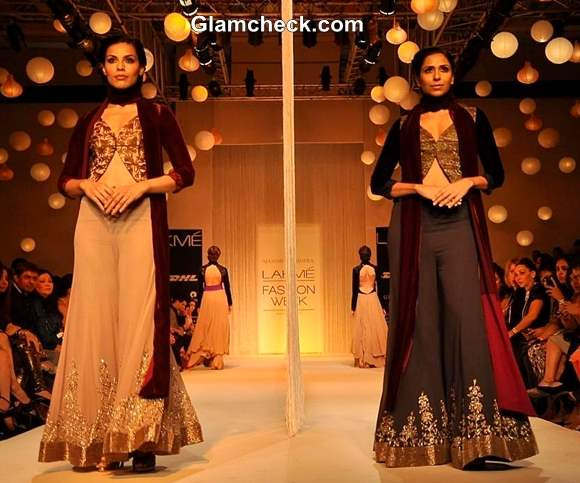 Lakme Fashion Week Winter- Festive 2013 Manish Malhotra collection