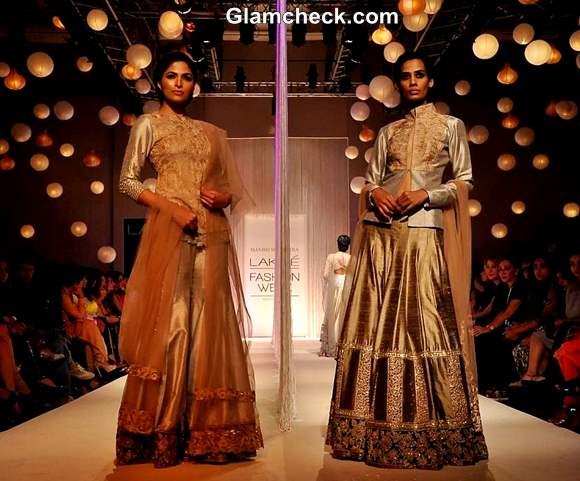 Lakme Fashion Week Winter- Festive 2013 -  Manish Malhotra