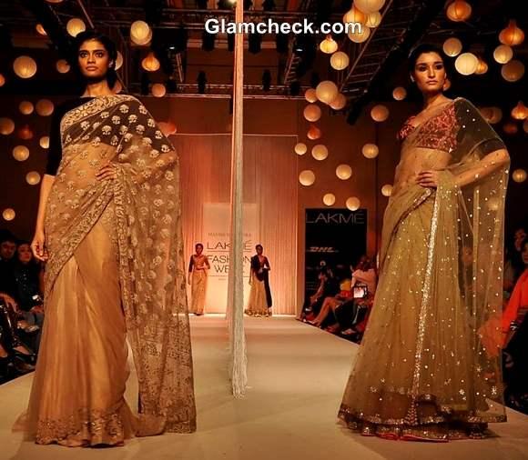 Lakme Fashion Week Winter- Festive 2013 Manish Malhotra