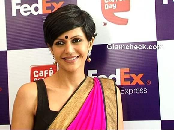 Mandira Bedi Launches FedEx Rakhi Delivery Offer
