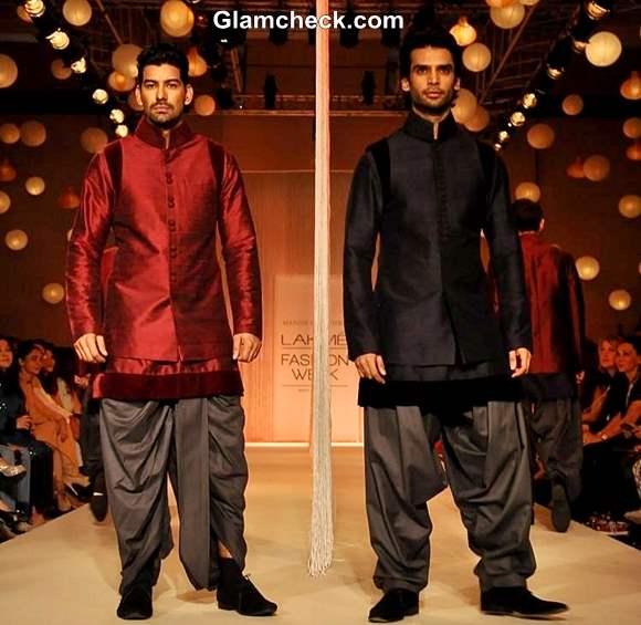 Manish Malhotra at Lakme Fashion Week Winter- Festive 2013