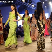 Monisha Jaising 2013 collection at Delhi Couture Week