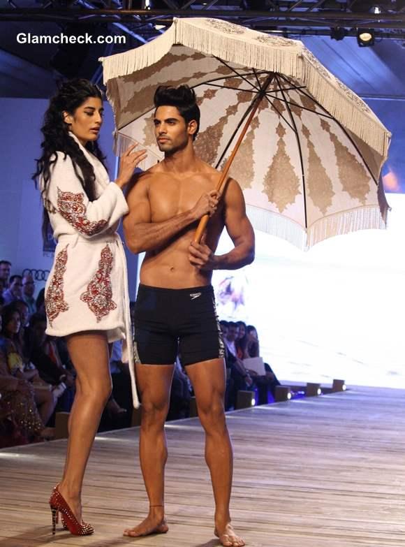 Monisha Jaising collection Delhi Couture Week 2013