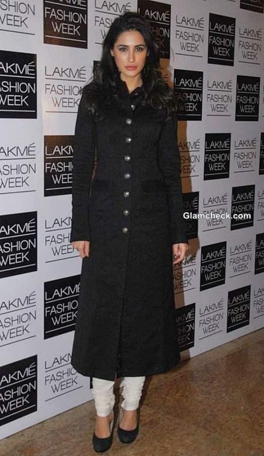 Nargis Fakhri at LFW Winter-Festive 2013