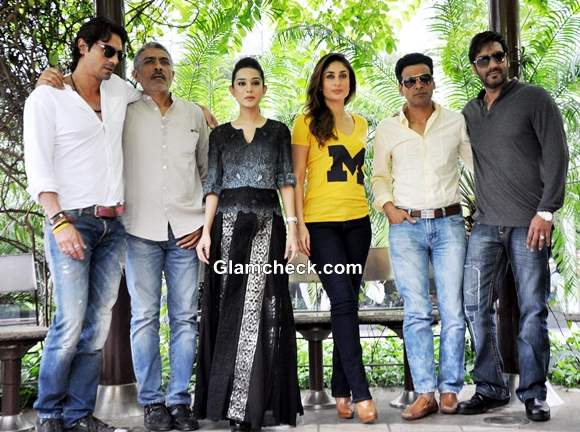 One Last Photo Shoot - Team of Satyagraha Gears up for Release