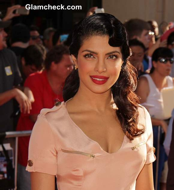 Priyanka Chopra 2013 at Planes World Premiere
