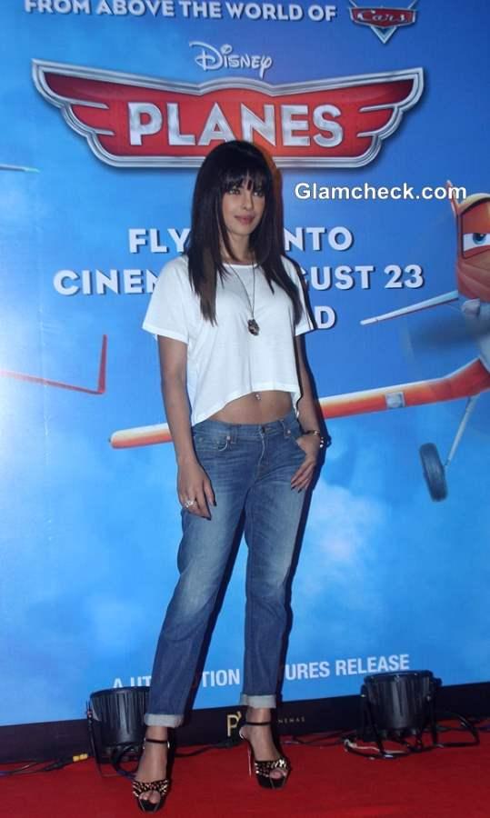 Priyanka Chopra 2013 style