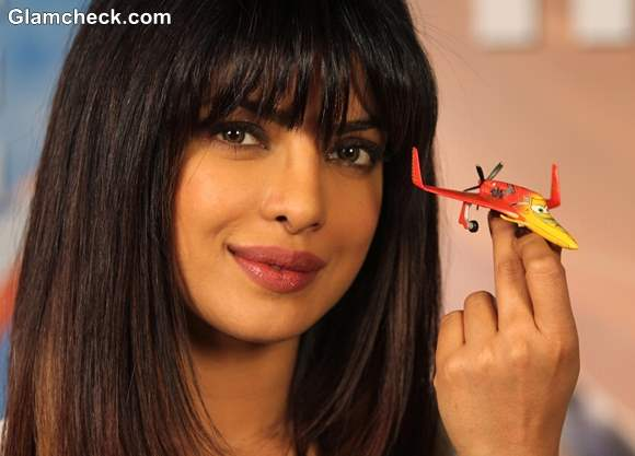 Priyanka Chopra Launches the Toy Figures of Disney Planes Movie Characters