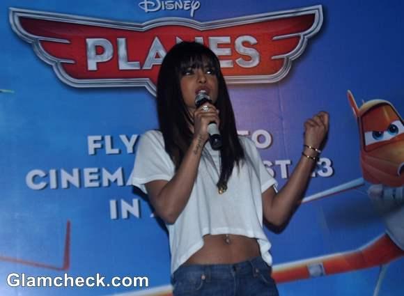 Priyanka Chopra Planes