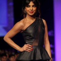 Priyanka Chopra at LFW Winter-Festive 2013