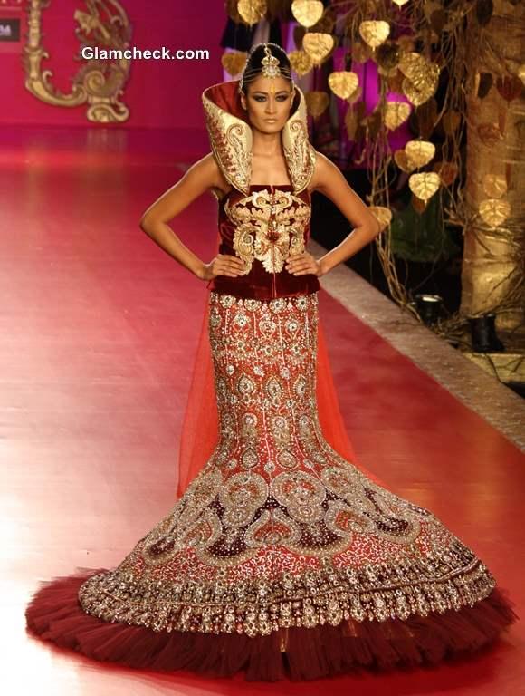 Ritu Beri 2013 Delhi Couture Week