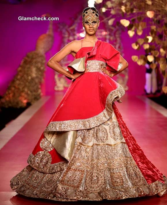 Ritu Beri Bridal Collection 2013 Delhi Couture Week
