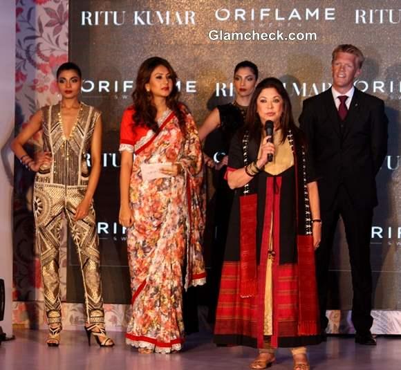 Ritu Kumar Oriflame Team Up to Bring Fashion to Your Doorstep