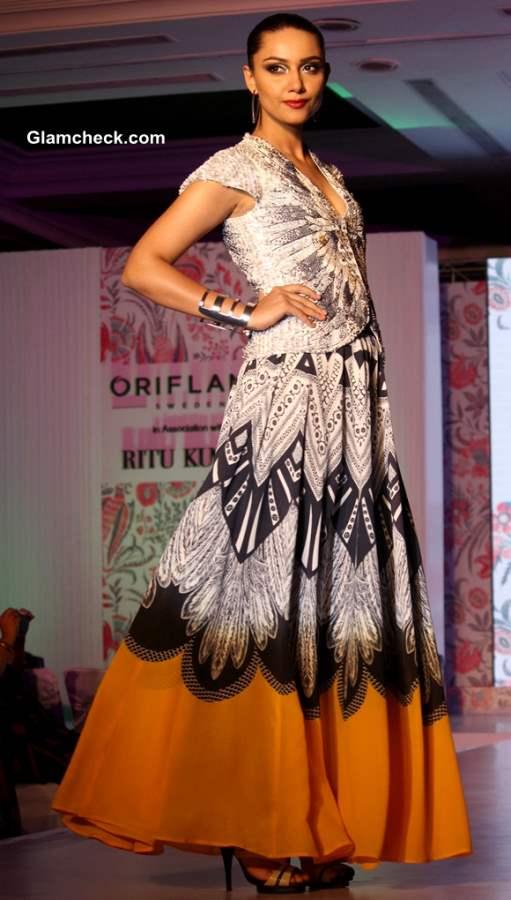 Ritu Kumar collection Oriflame catalogue