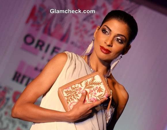 Ritu Kumar collection for Oriflame pics