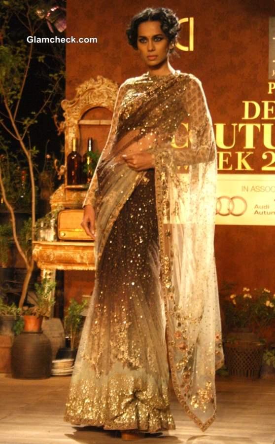 Sabyasachi Delhi Couture Week 2013