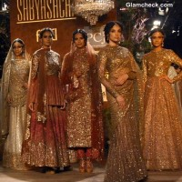 Sabyasachi brides collection 2013 Delhi Couture Week