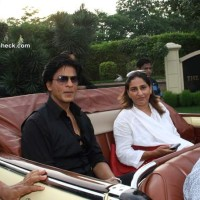 Shahrukh Khan TAG Heuer 50th Anniversary Celebrations