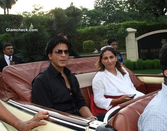 Shahrukh Khan TAG Heuer 50th Anniversary Celebrations