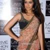 Shraddha Kapoor in Sabyasachi Sari LFW Winter-Festive 2013